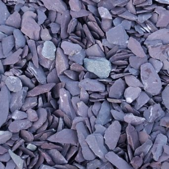 40MM BLUE SLATE MULCH