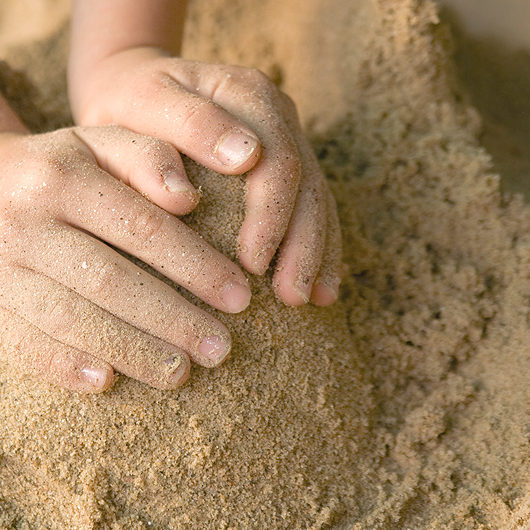 CERTIFIED PLAY SAND
