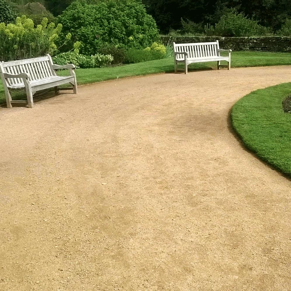 Landscape Hoggin / Self Binding Gravel